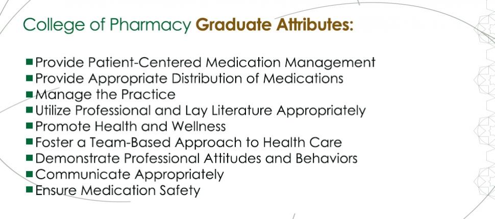 COP Graduate Attributes